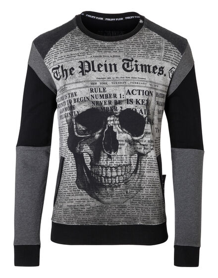 Sweatshirt LS Times