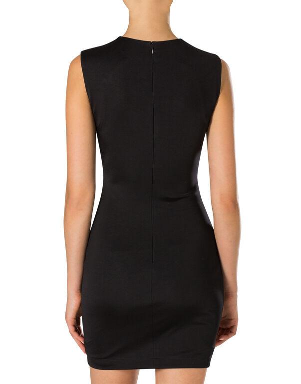 "Short Dress ""Titanio Style"""