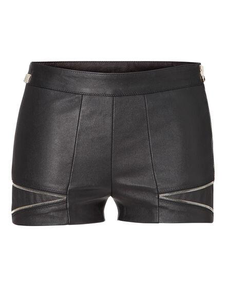 shorts indigo