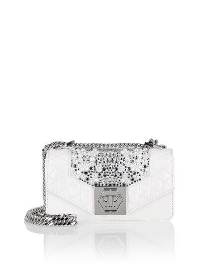 Shoulder Bag-small Crystal