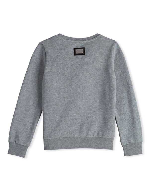 """Sweatshirt LS """"Antique White"""""""