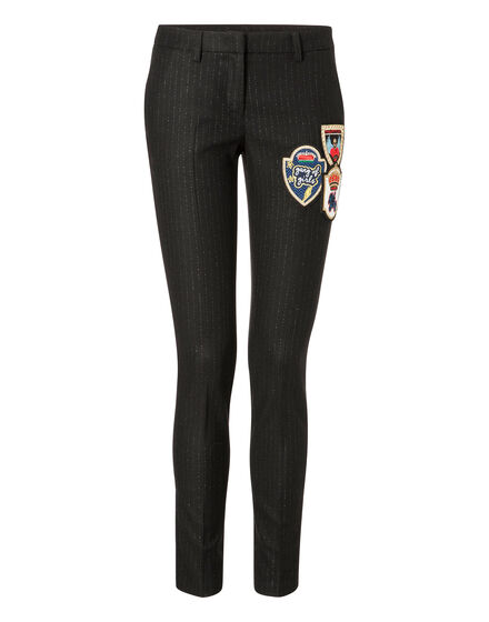 Long Trousers Ljan Patches