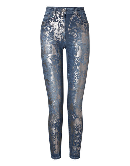 High Waist Jegging Fiume
