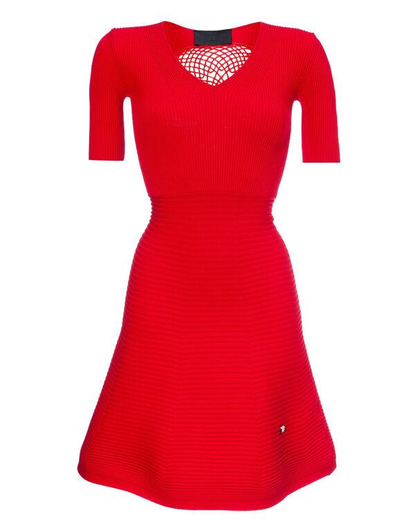 """Knit Dress """"Romanye"""""""
