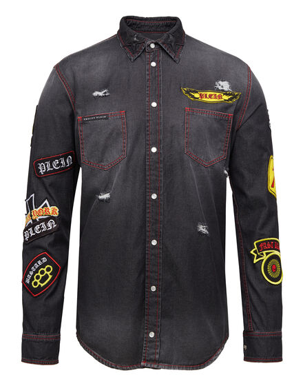 Denim Shirt Ls GT