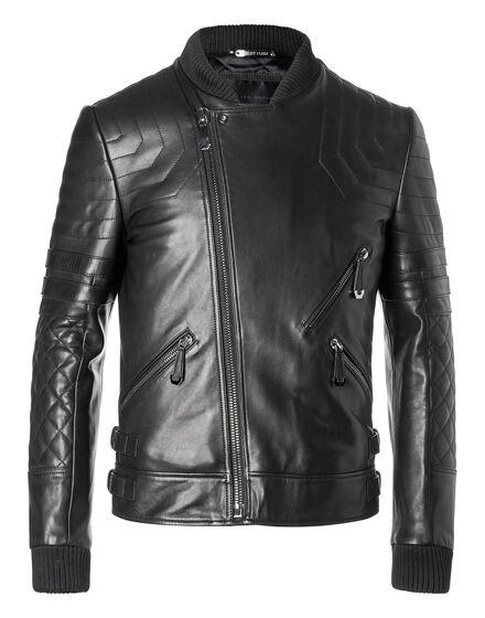 Leather Biker Ooda