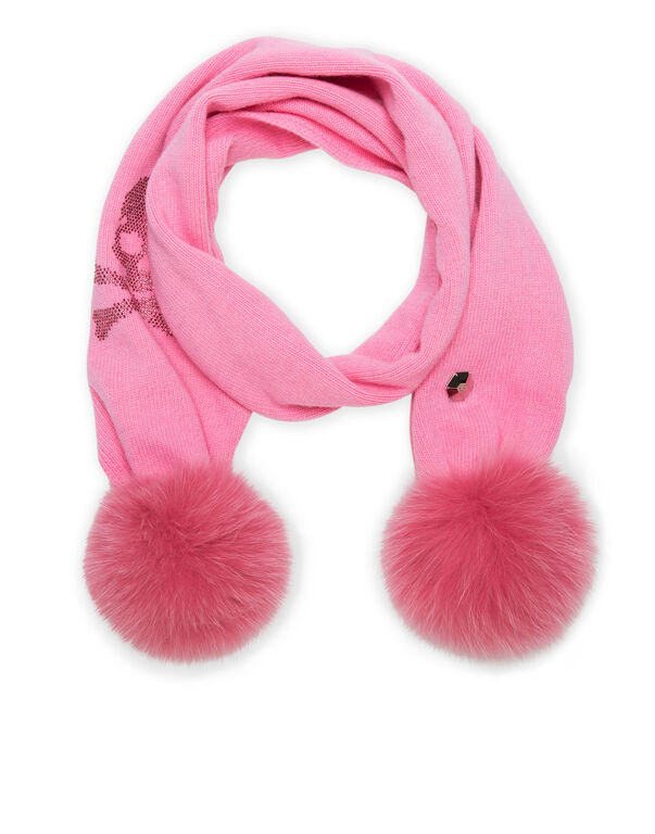 "Long Scarf ""Plein Girl"""
