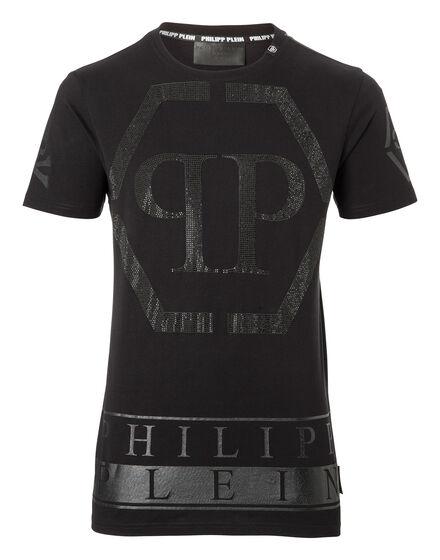 T-shirt Round Neck SS theo