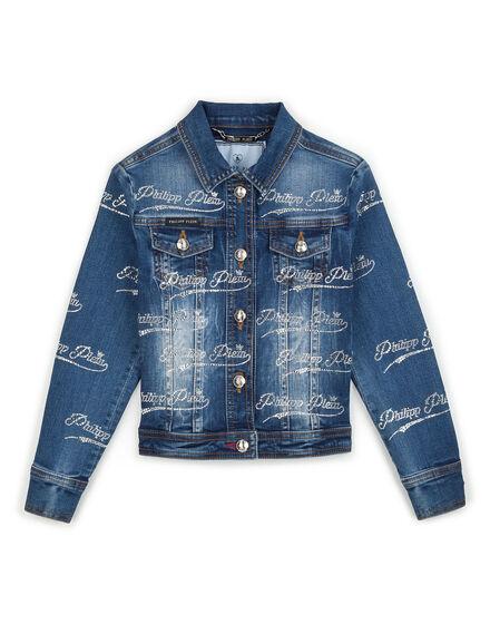 Denim jacket Summer love