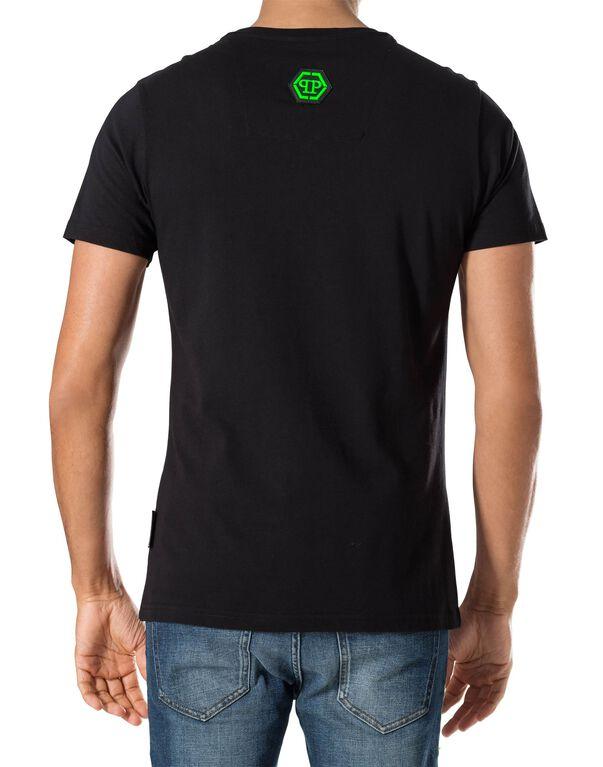 "T-shirt Round Neck SS ""Bad -S"""
