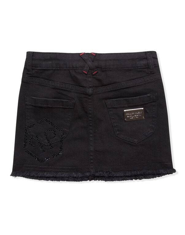 "Mini Skirt ""Gardenia"""