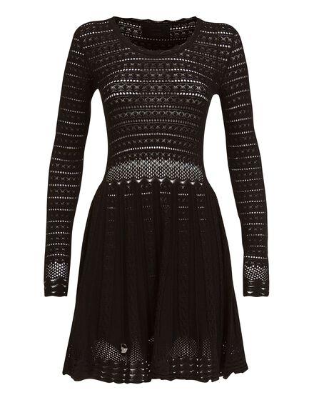 Knit Day Dress Simona