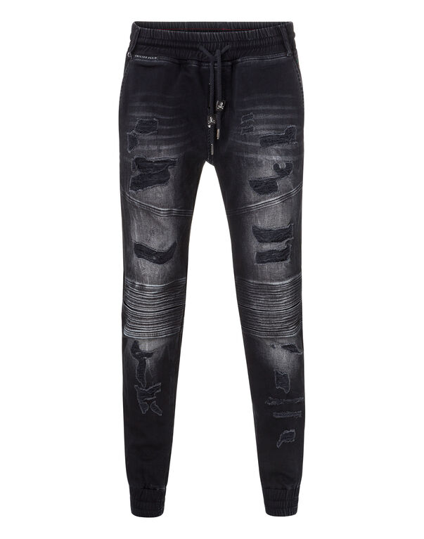 "Jogging Trousers ""What Is Love"""