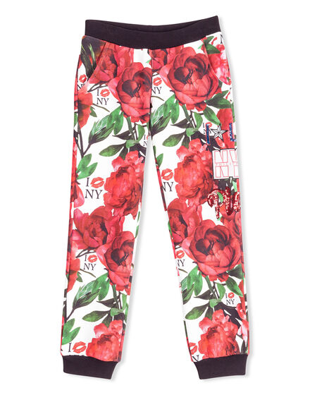 Jogging Trousers Rosy Roh