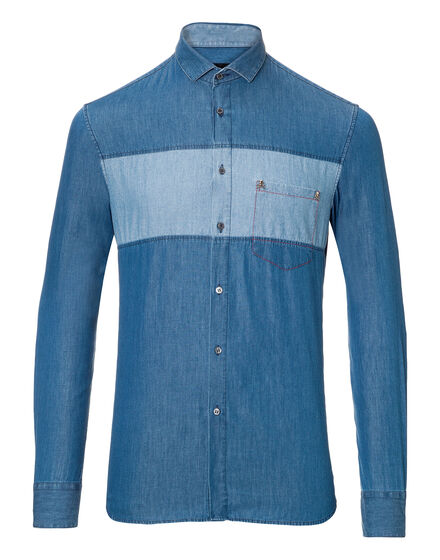 Denim Shirt Ls Gordon