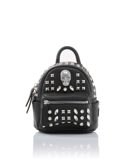 Backpack Shiny skull