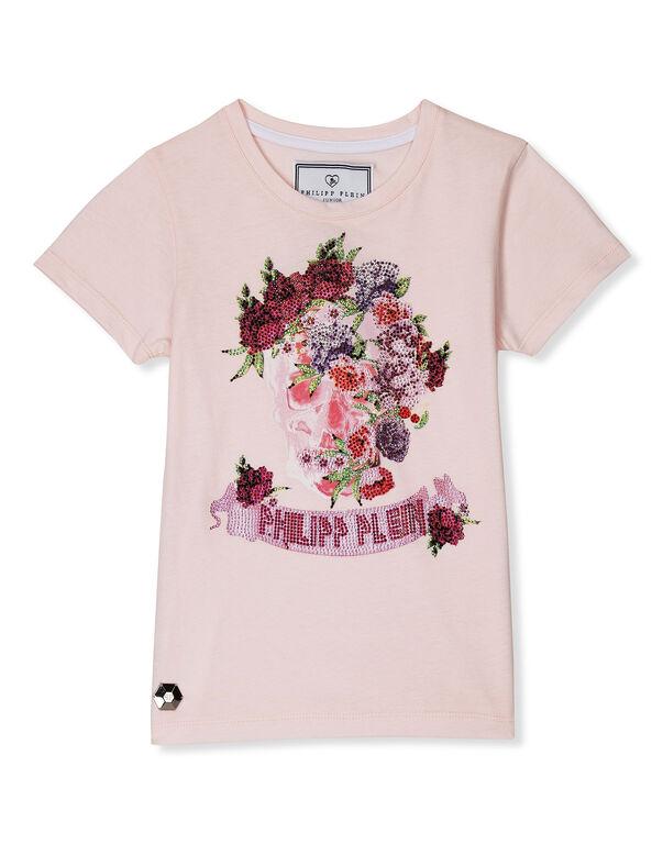 "T-shirt Round Neck SS ""Allana"""