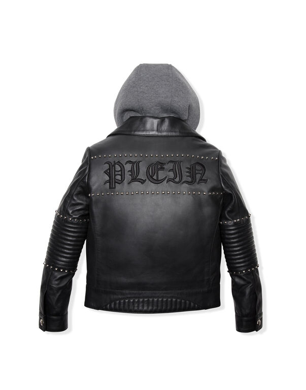 "Leather Biker ""Robison"""