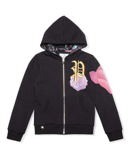 Hoodie Sweatjacket Moonlight Dream