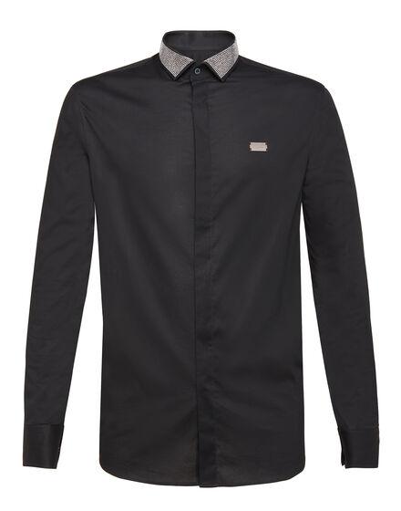 Shirt Platinum Cut LS Money