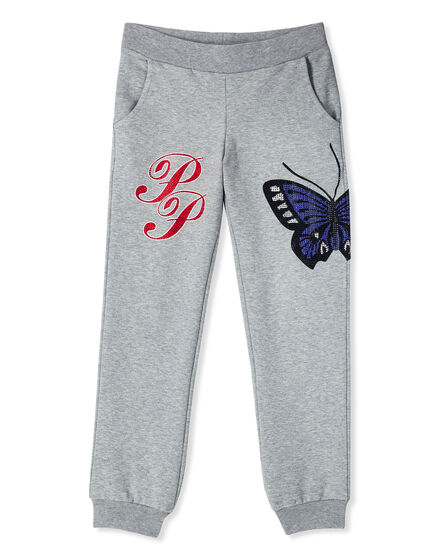 Jogging Trousers Plein princess P