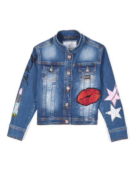 Denim jacket Lucky one