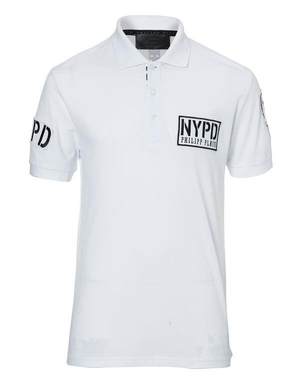 "Polo shirt SS ""NYPD"""