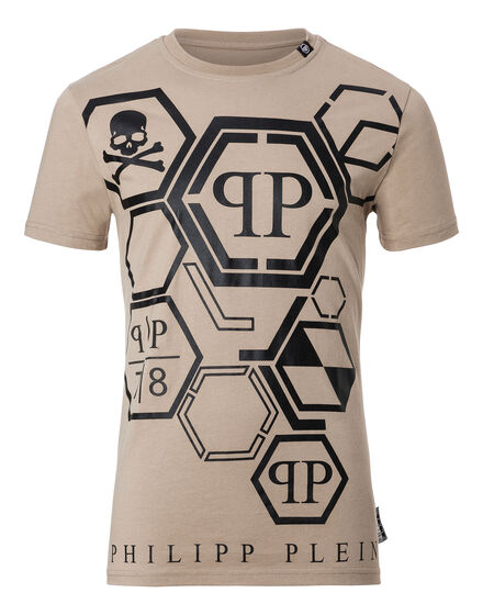 T-shirt Round Neck SS trevor