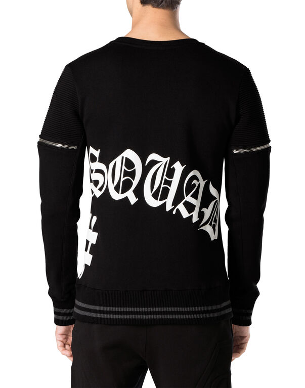 "Sweatshirt LS ""Yo"""