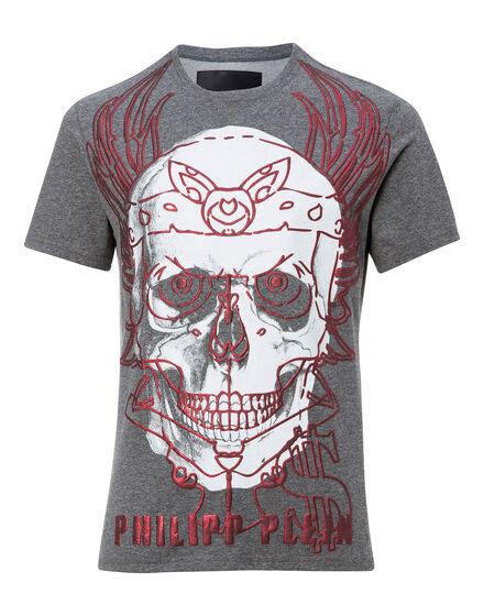 T-shirt Round Neck SS West
