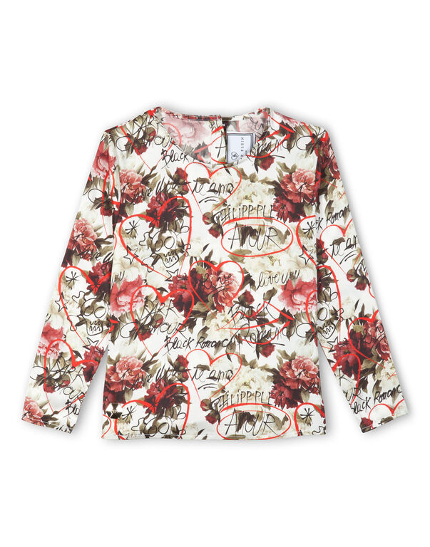 "shirt long sleeves ""secret garden"""