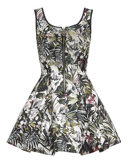 Short Dress Wild Harmless