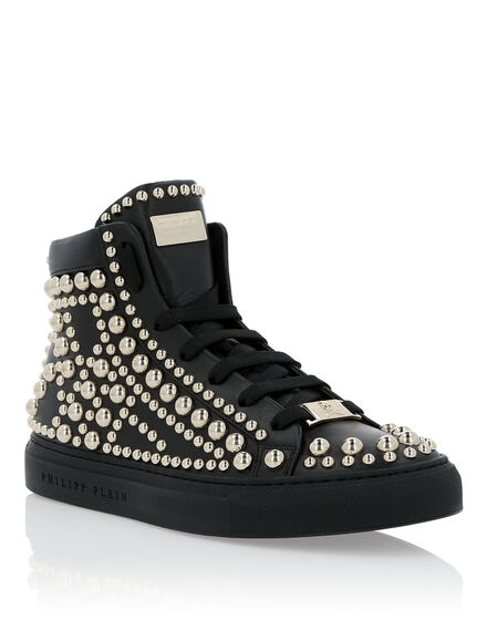 Hi-Top Sneakers Rock Girl