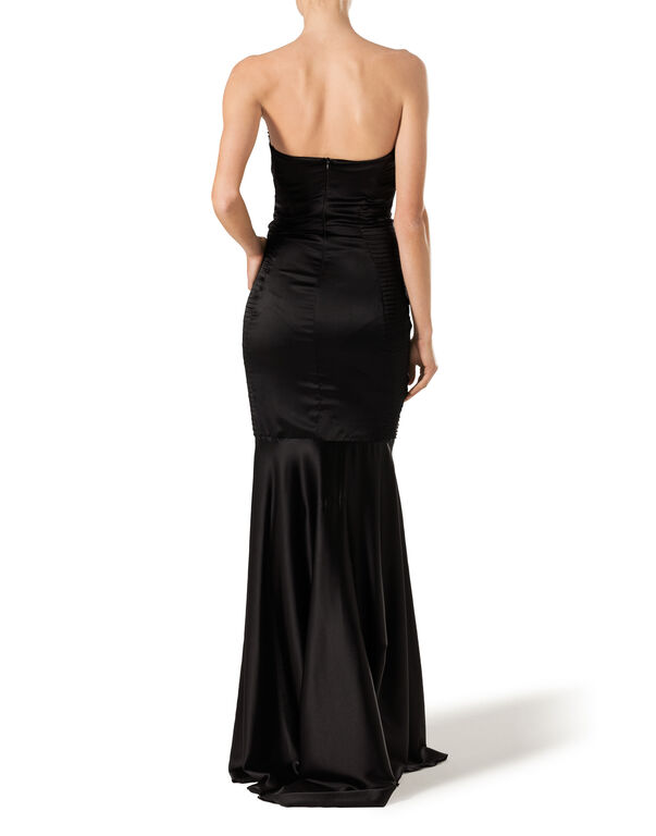 "Evening Dress ""Sirena Stone"""