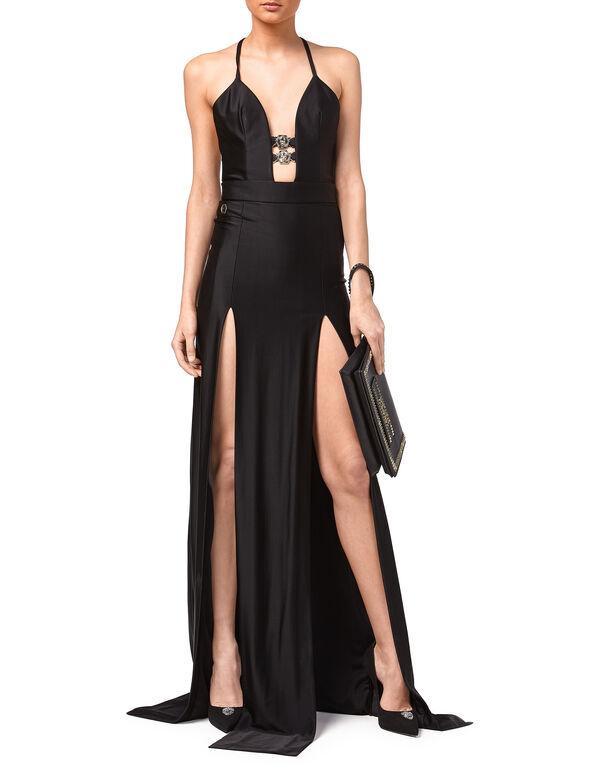 "Long Dress ""West Village"""