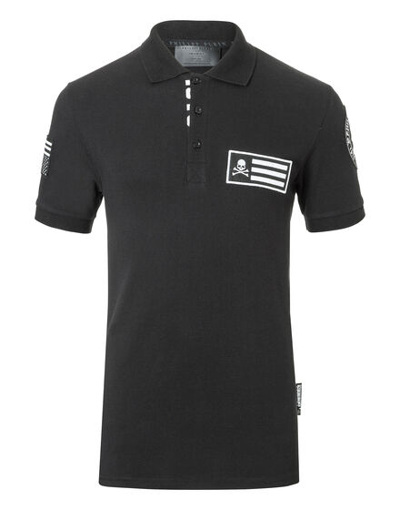 Polo shirt SS Nope