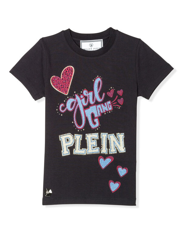 "T-shirt Round Neck SS ""Pride Girl"""
