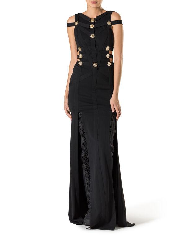 "Long Dress ""Little Italy"""