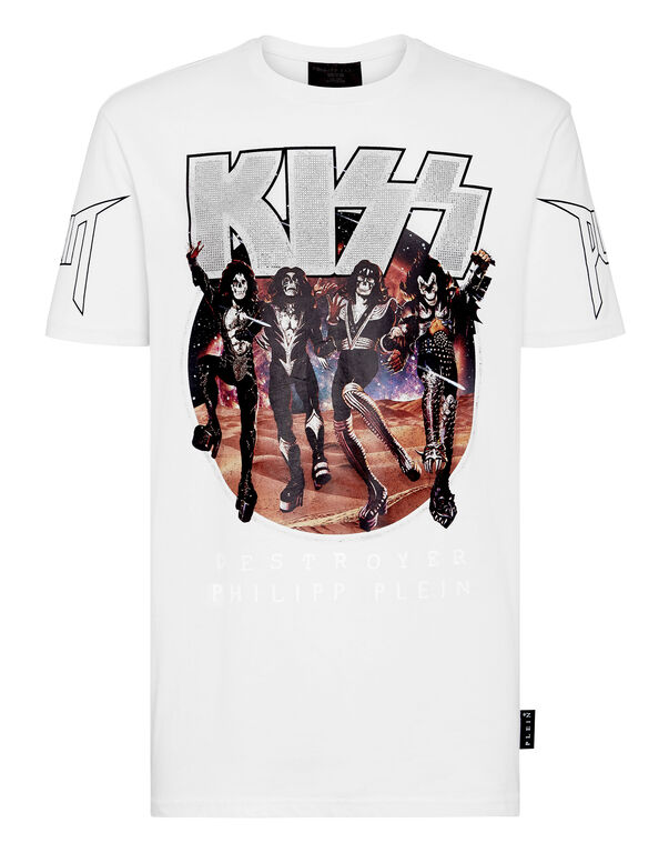 T-shirt Round Neck SS Rock band