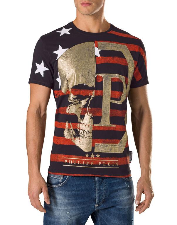 "T-shirt Round Neck SS ""Mimic"""