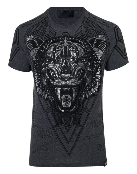 T-shirt Round Neck SS Psychological