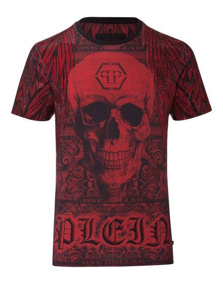 T-shirt Round Neck SS Cobalt
