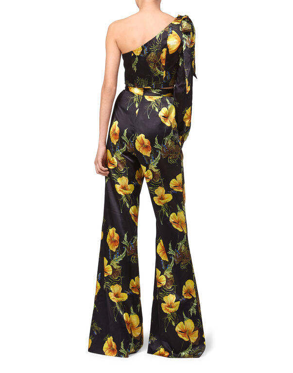 """Top/Trousers """"In Flowers"""""""