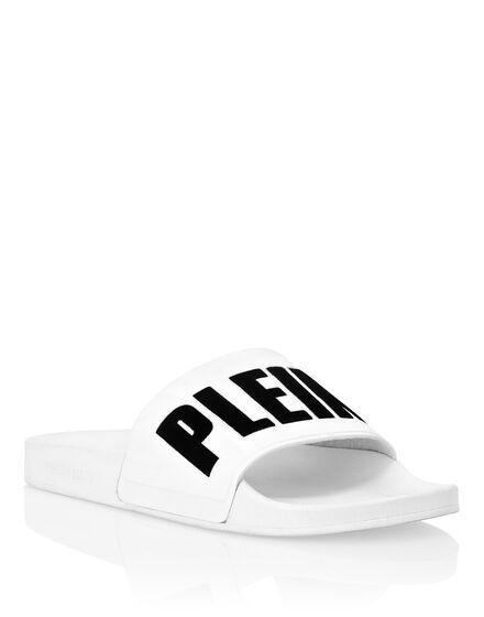 Flat gummy sandals Philipp Plein TM
