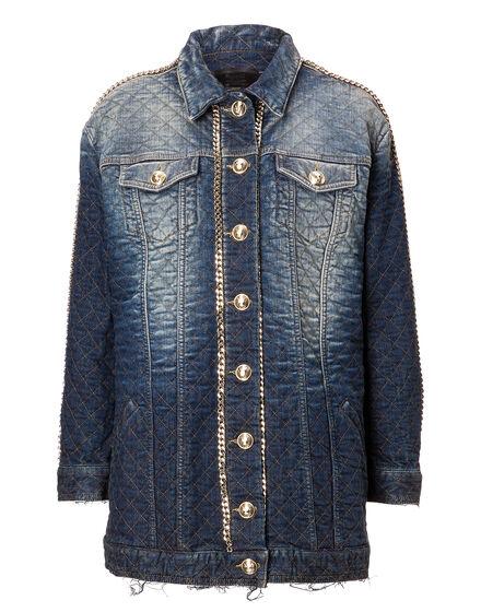 Denim Jacket Oversize