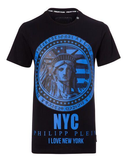 T-shirt Round Neck LS clark
