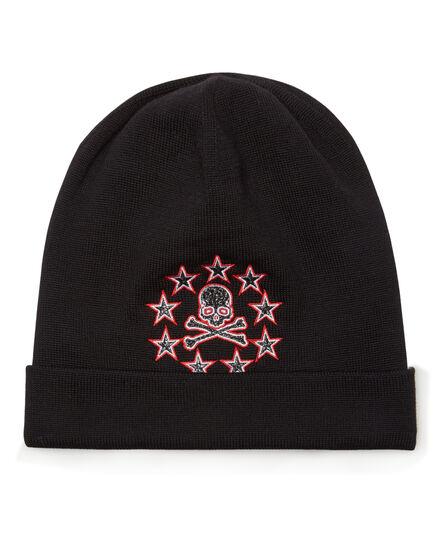 Hat Skull and stars