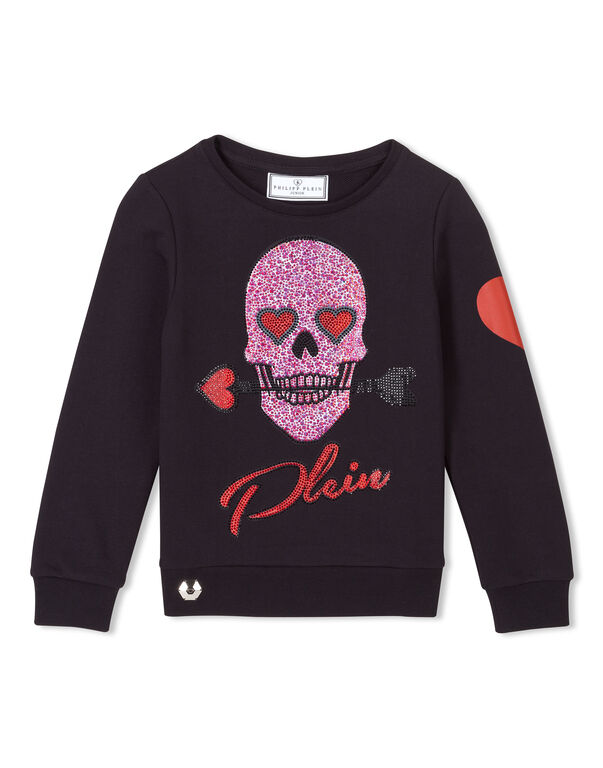"Sweatshirt ""Honey Skull Up"""