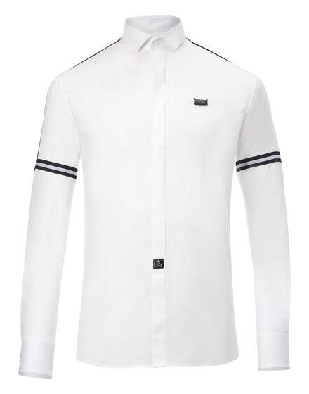 Shirt Platinum Cut LS Rain