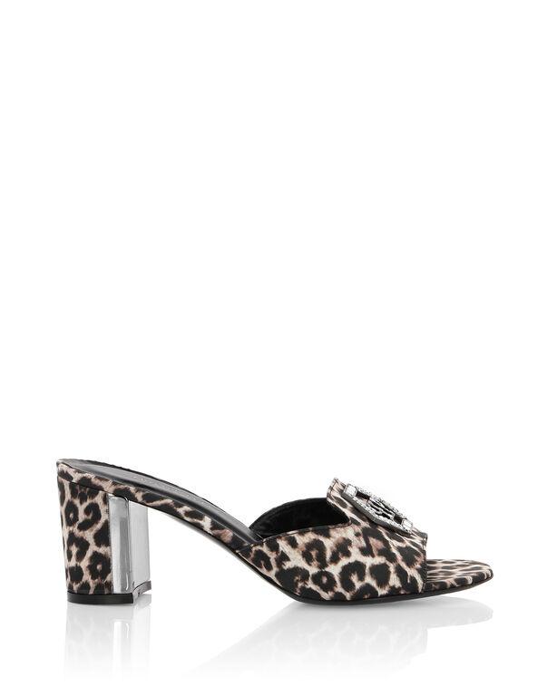 Sandals Flat Maculate
